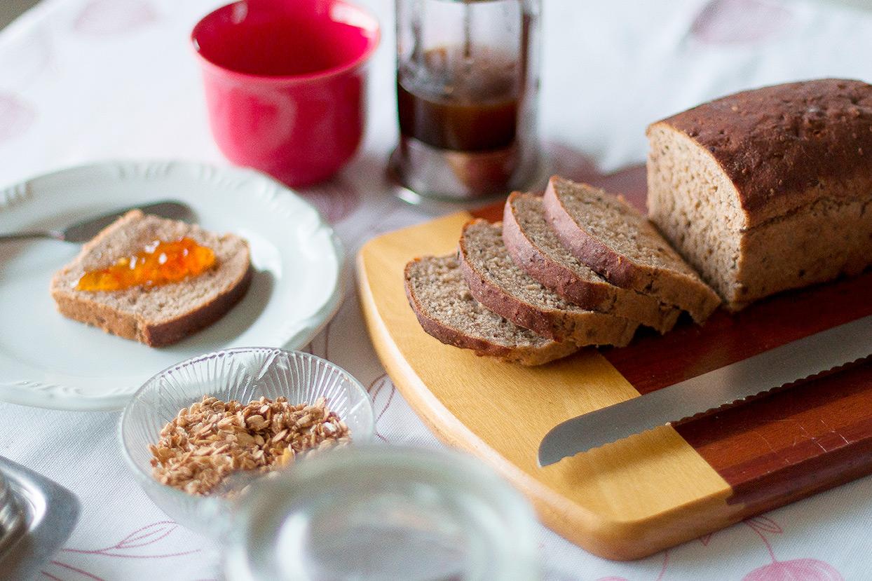 Pão danskbrod da La Boulangerie