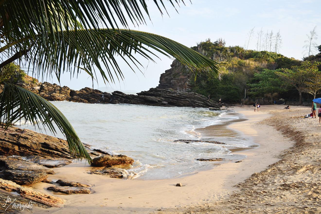 Praia da Ferradurinha em Búzios, no Rio de Janeiro.