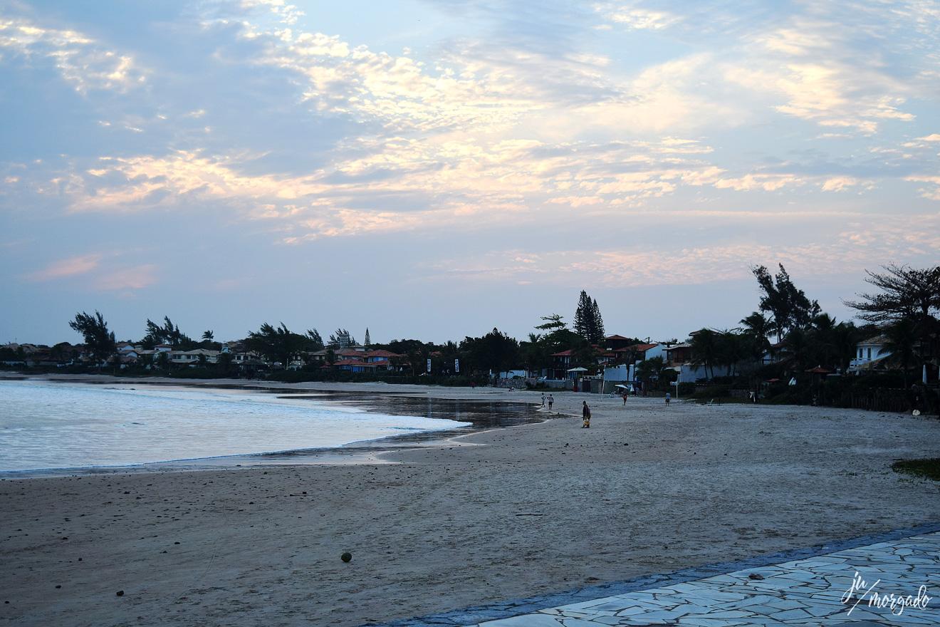 Praia de Geribá em Búzios, no Rio de Janeiro.