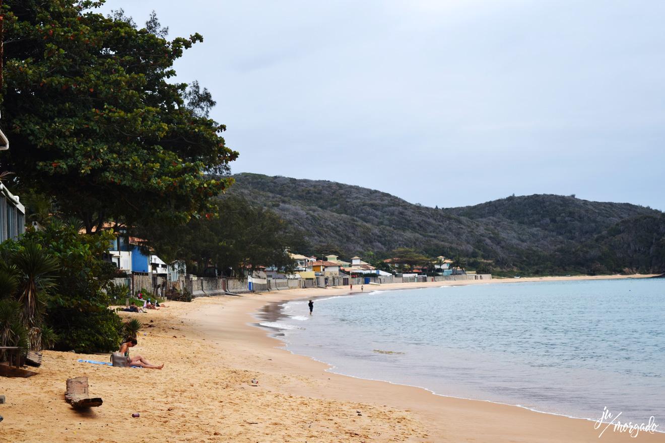 Praia do Canto em Búzios, no Rio de Janeiro.