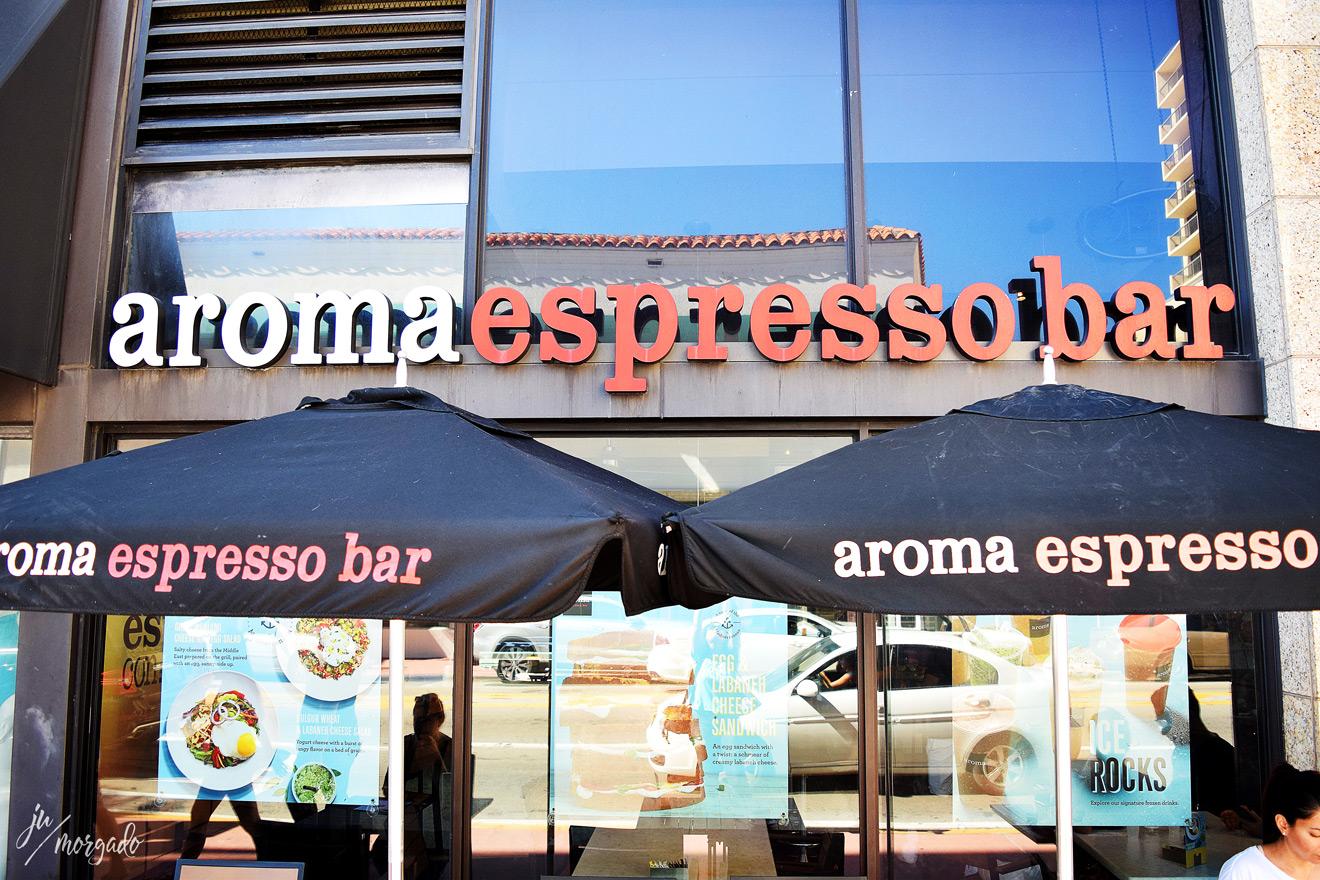 Aroma Espresso Bar em Miami Beach