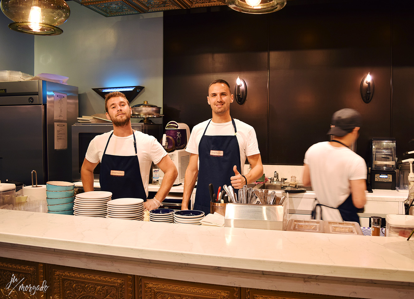 Equipe do Shepherds Artisan Coffee
