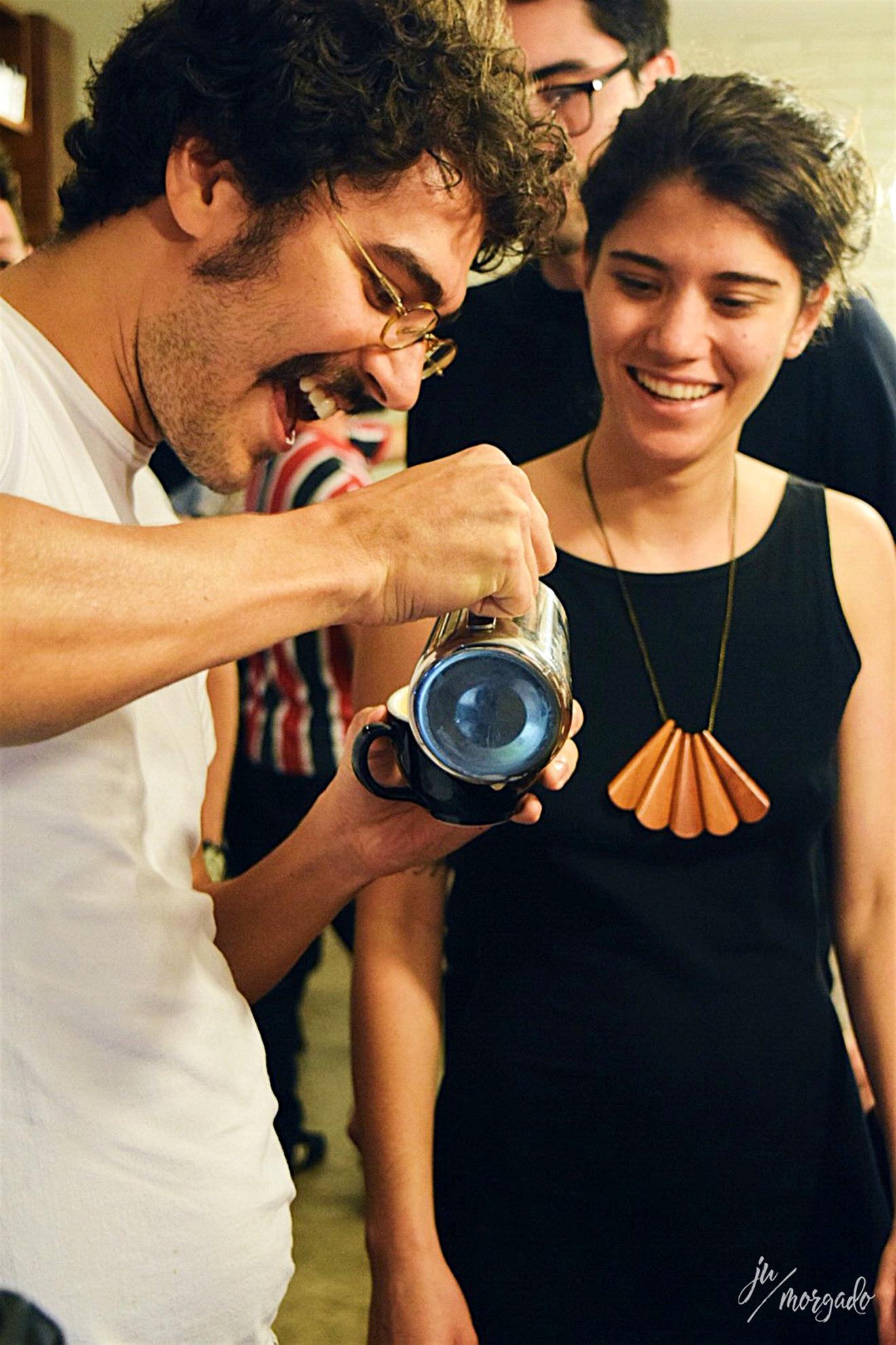 TNT Campeonato de Latte art em Brasília